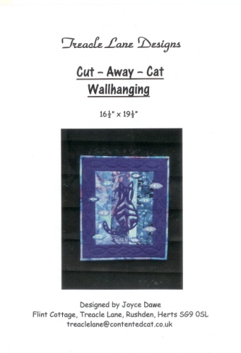 Cut Away Cat